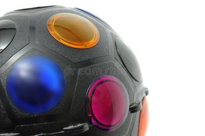 Ελαφριά σφαίρα Disco στοκ εικόνες με δικαίωμα ελεύθερης χρήσης