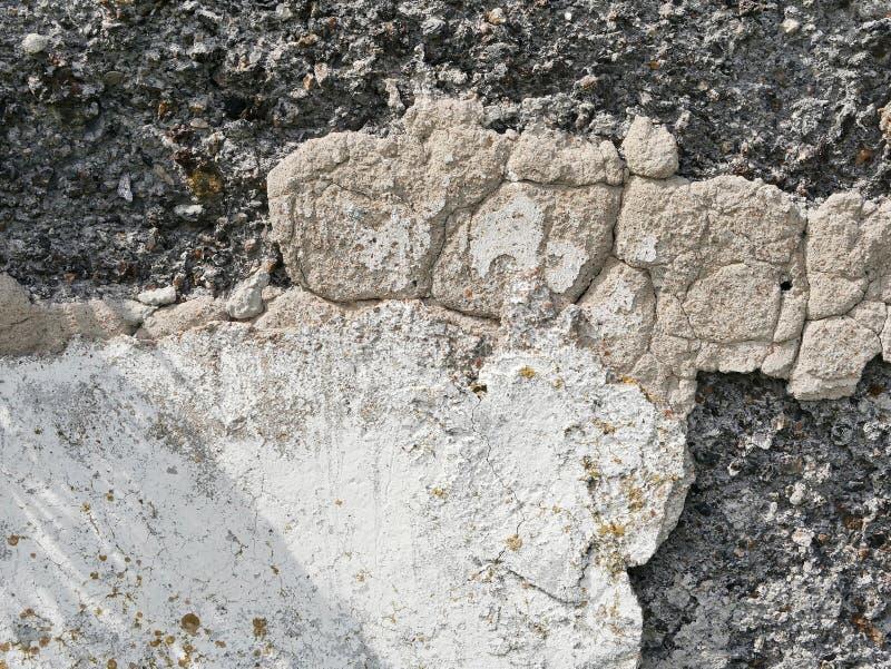 Ελαφριά χονδροειδής σύσταση ενός παλαιού τοίχου στοκ εικόνες