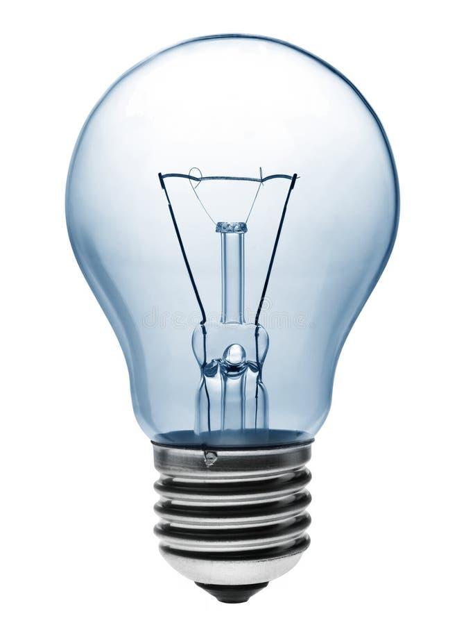 ελαφρύς φωτισμός βολβών στοκ φωτογραφία με δικαίωμα ελεύθερης χρήσης