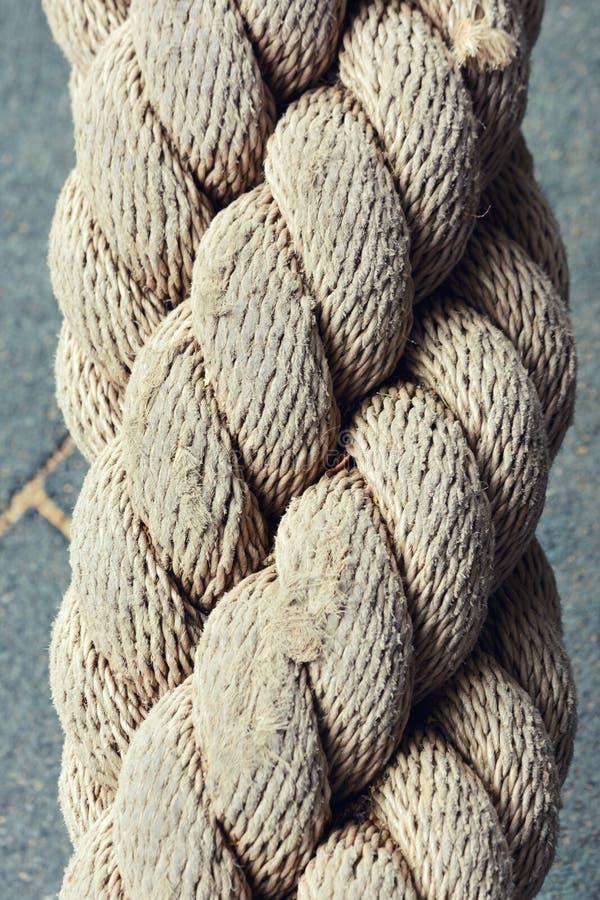 ελαφρύ σχοινί σκοινιού ανασκόπησης στενό επάνω ανασκόπηση ασυνήθιστη στοκ εικόνα με δικαίωμα ελεύθερης χρήσης