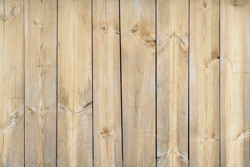 Ελαφρύ χρώμα σανίδων σύστασης ξύλινο Επιτραπέζιος ξύλινος ελεύθερος υποβάθρου Συγκομίζοντας ξύλινη κατακόρυφος στοκ εικόνες