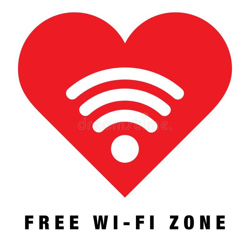 Ελεύθερο «απεικόνιση αποθεμάτων εικονίδιο wifi διανυσματικό †ελεύθερη απεικόνιση δικαιώματος