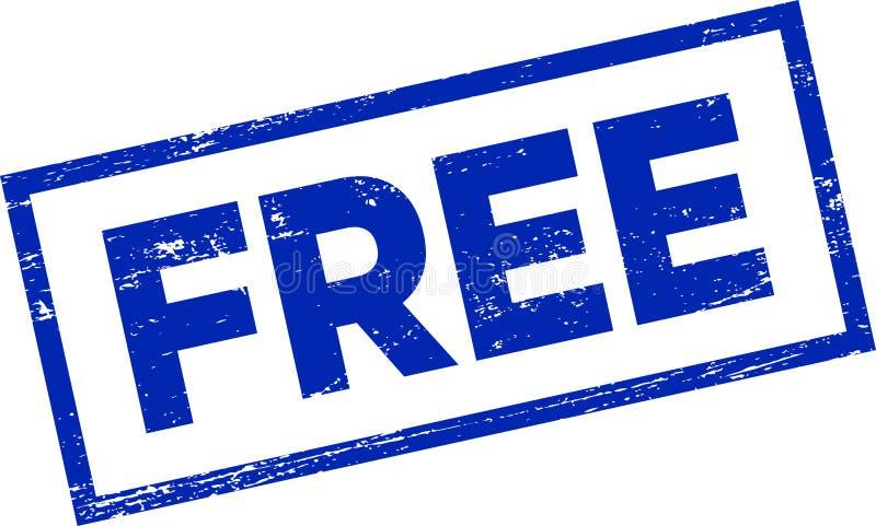 Ελεύθερο γραμματόσημο ελεύθερη απεικόνιση δικαιώματος