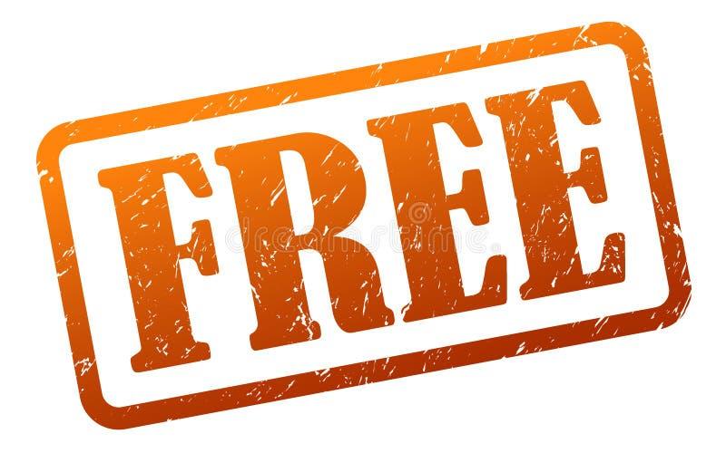 Ελεύθερο διάνυσμα γραμματοσήμων απεικόνιση αποθεμάτων