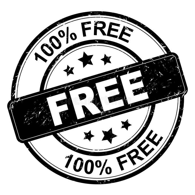 Ελεύθερο διάνυσμα γραμματοσήμων ελεύθερη απεικόνιση δικαιώματος