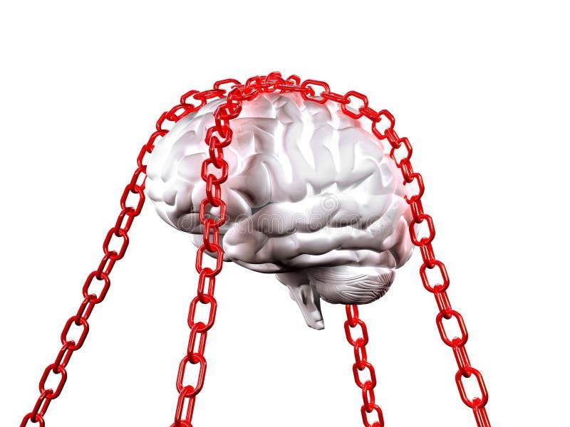 Download ελεύθερο μυαλό σας απεικόνιση αποθεμάτων. εικονογραφία από καταστολή - 13175408