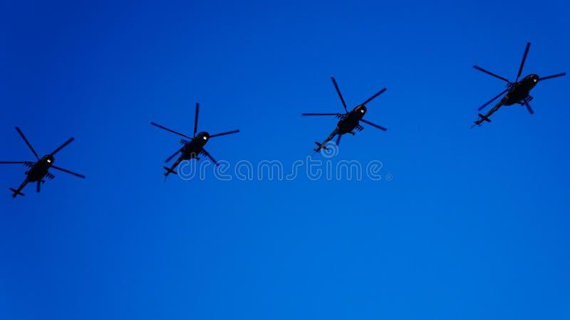ελικόπτερα στοκ εικόνα