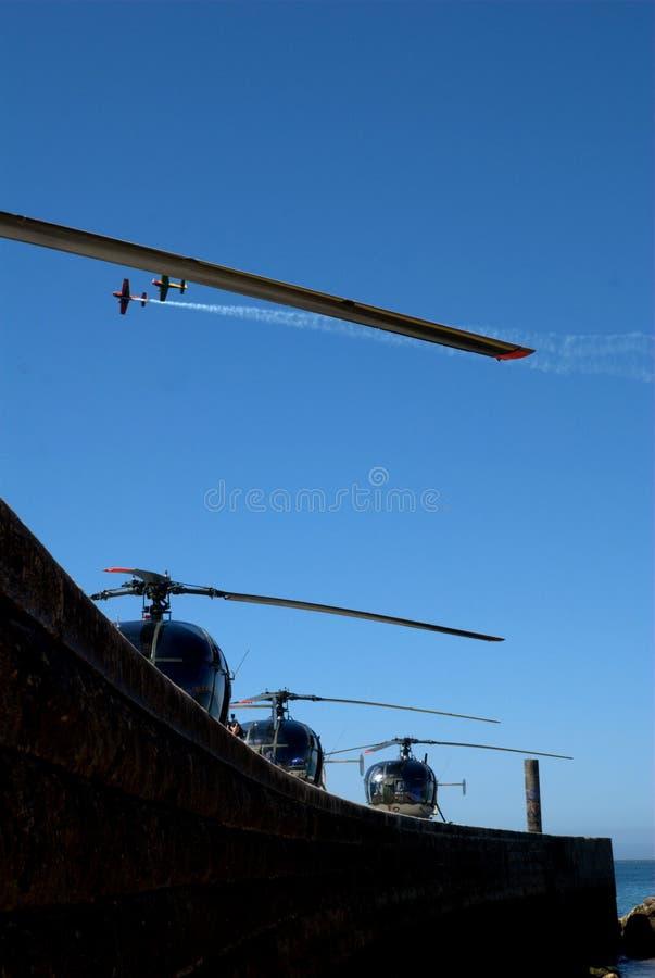ελικόπτερα στοκ φωτογραφία με δικαίωμα ελεύθερης χρήσης
