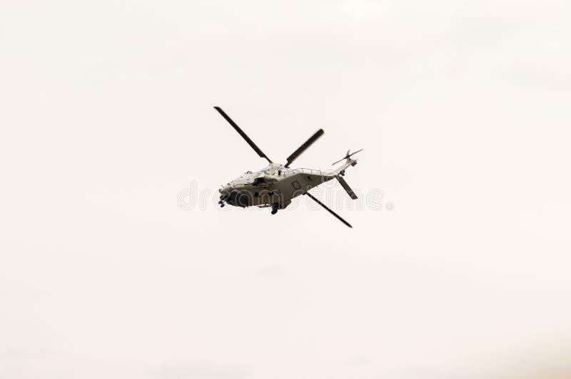 Ελικόπτερο αγώνα NH90 στοκ φωτογραφίες