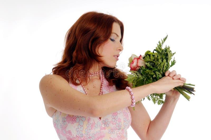 ελκυστικές redhead νεολαίε&sigmaf στοκ εικόνες με δικαίωμα ελεύθερης χρήσης