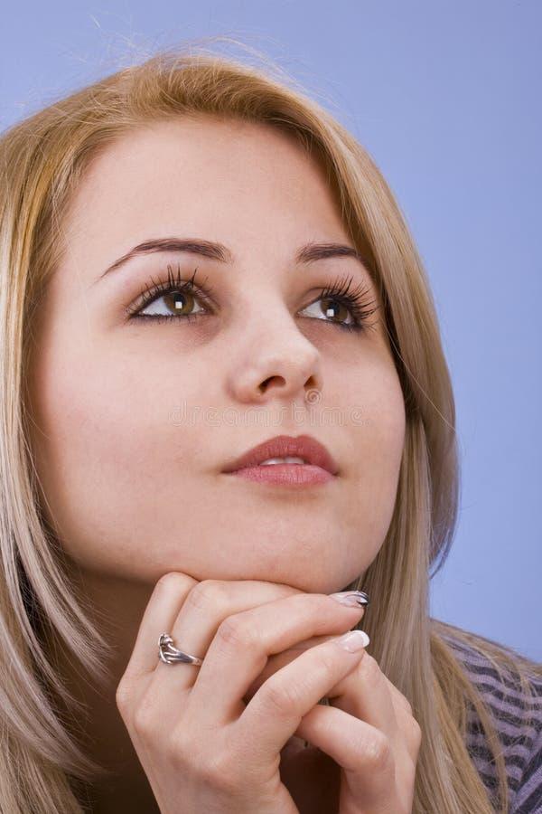 Download ελκυστική γυναίκα στοκ εικόνες. εικόνα από πανέμορφος - 13179442