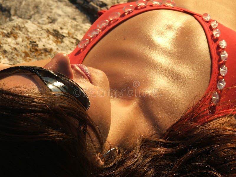 ελκυστικό μοντέλο στοκ φωτογραφία με δικαίωμα ελεύθερης χρήσης