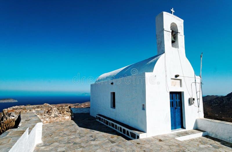 Ελληνική εκκλησία Στοκ Εικόνα