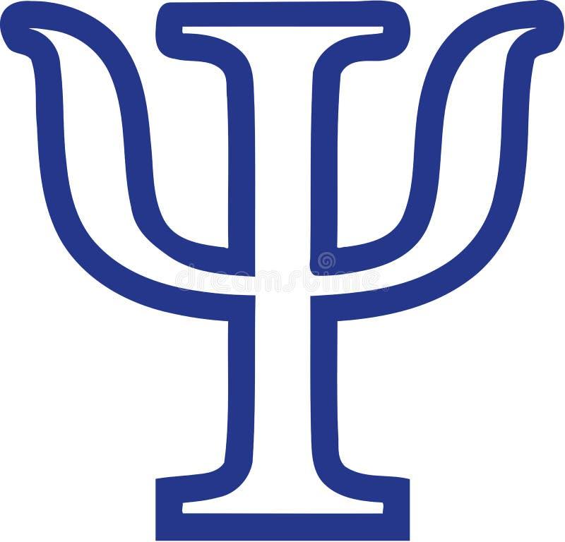 Ελληνική περίληψη σημαδιών PSI απεικόνιση αποθεμάτων