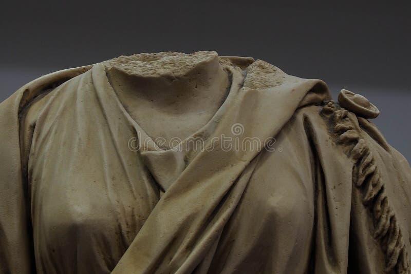 Ελληνικό άγαλμα της Ισπανίας στοκ φωτογραφία με δικαίωμα ελεύθερης χρήσης