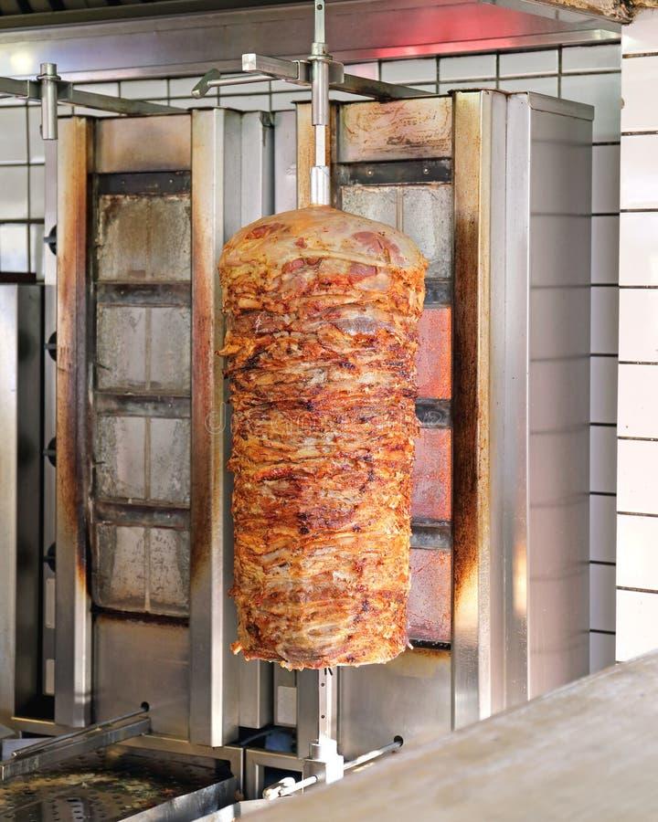 Ελληνικό Rotisserie στοκ φωτογραφία με δικαίωμα ελεύθερης χρήσης