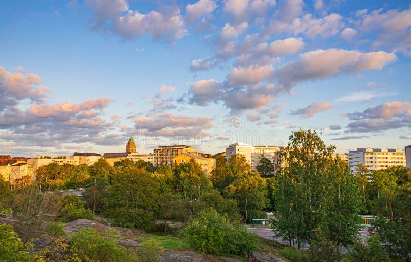 Ελσίνκι, πρωτεύουσα της Φινλανδίας στοκ φωτογραφίες με δικαίωμα ελεύθερης χρήσης