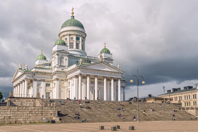 Ελσίνκι Φινλανδία στοκ εικόνα