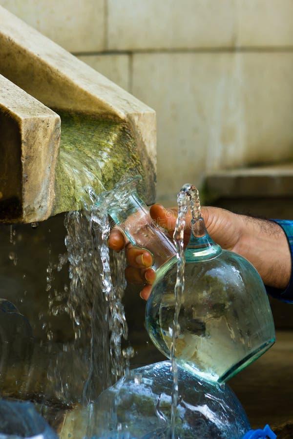 Εμπορευματοκιβώτιο νερού στοκ φωτογραφία με δικαίωμα ελεύθερης χρήσης