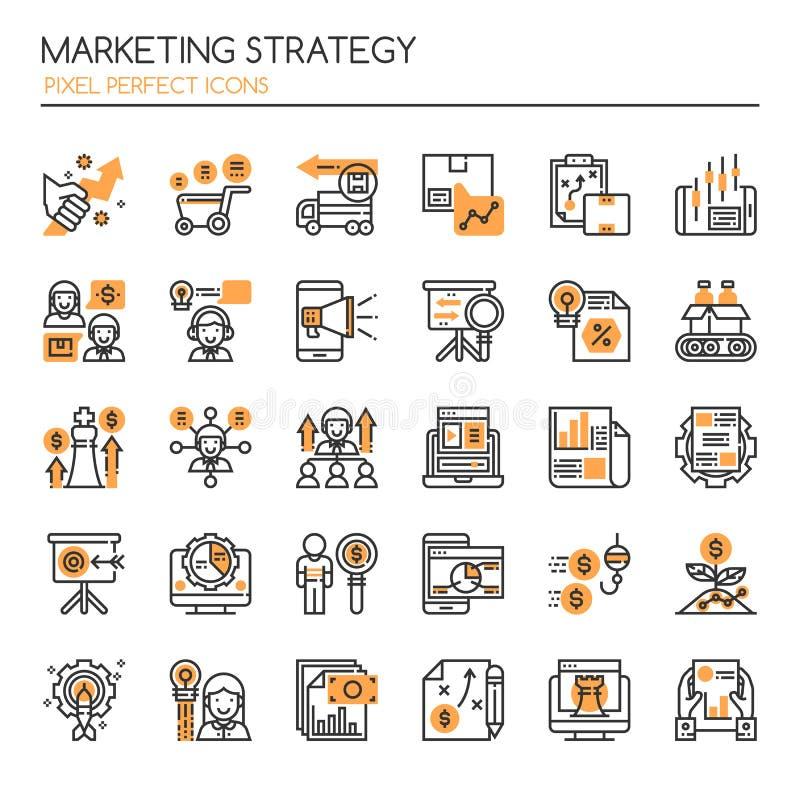 Εμπορική στρατηγική απεικόνιση αποθεμάτων