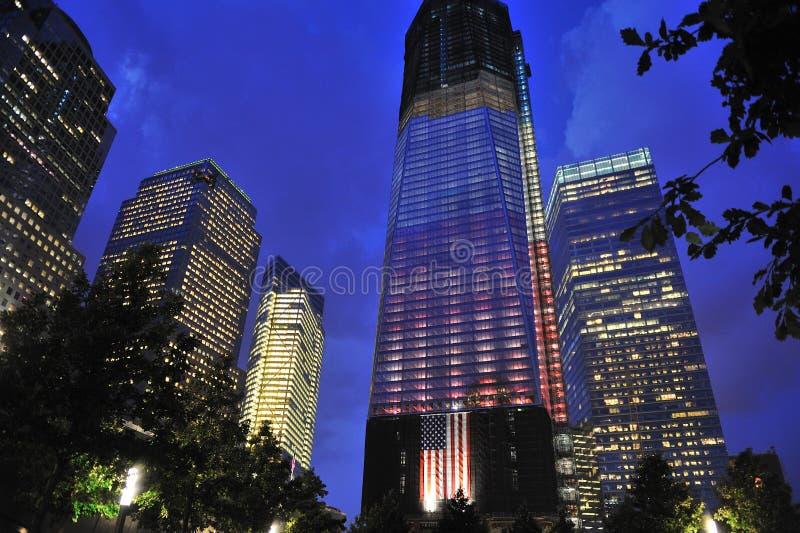 εμπορικός κόσμος πύργων κ&ep στοκ φωτογραφία με δικαίωμα ελεύθερης χρήσης