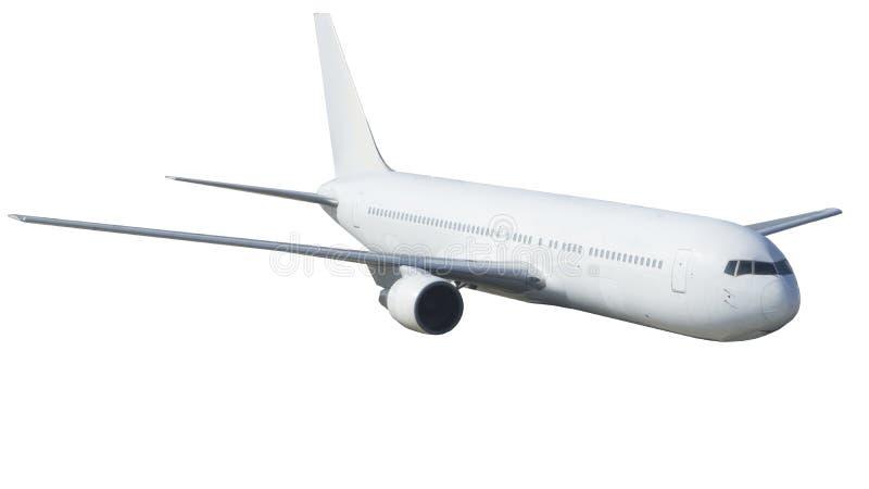 Εμπορικό αεροπλάνο στοκ φωτογραφίες