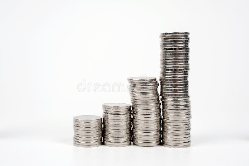 Εμπορικό διάγραμμα χρημάτων στοκ φωτογραφίες με δικαίωμα ελεύθερης χρήσης