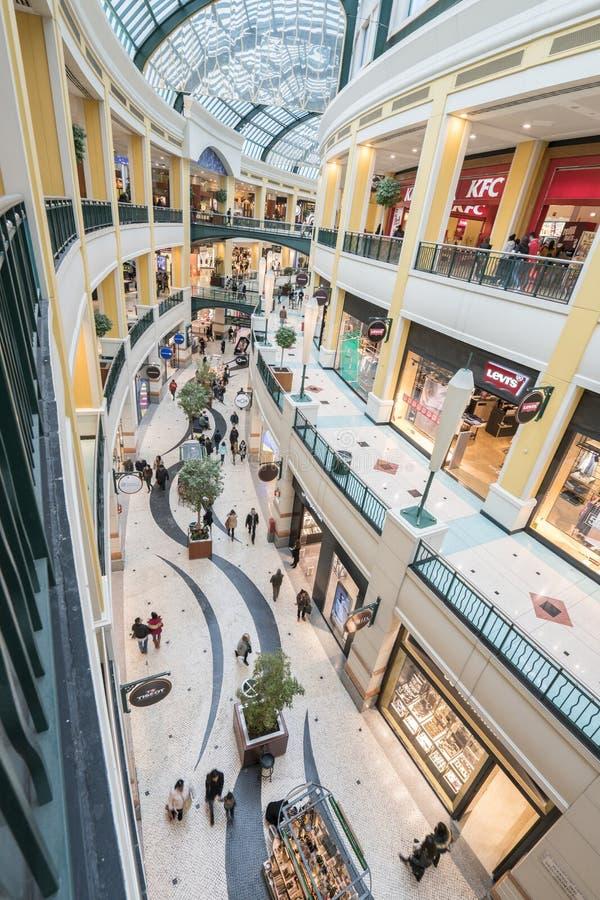 Εμπορικό κέντρο Colombo στοκ φωτογραφίες με δικαίωμα ελεύθερης χρήσης