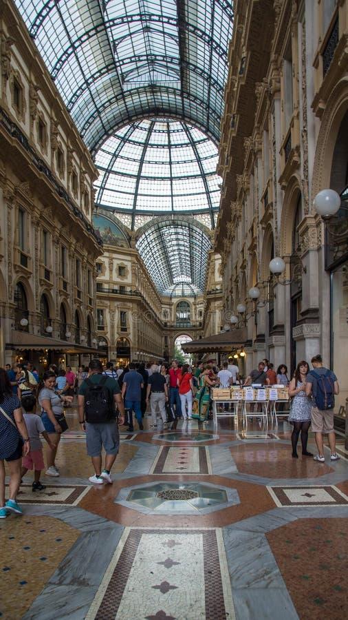 Εμπορικό κέντρο Emmanuel ΙΙ στοκ εικόνες