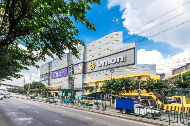 Εμπορικό κέντρο Union, εμπορικό κέντρο στην Μπανγκόκ στοκ φωτογραφίες με δικαίωμα ελεύθερης χρήσης