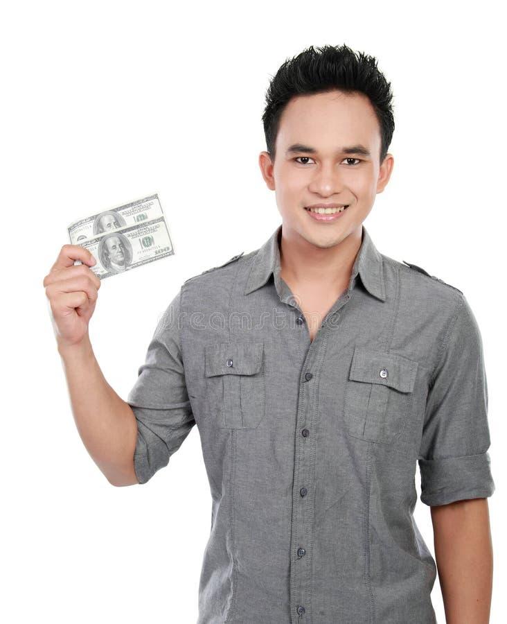 εμφάνιση χρημάτων ατόμων στοκ φωτογραφίες με δικαίωμα ελεύθερης χρήσης