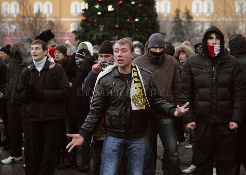 ενάντια στο ποδόσφαιρο α&nu στοκ φωτογραφίες με δικαίωμα ελεύθερης χρήσης