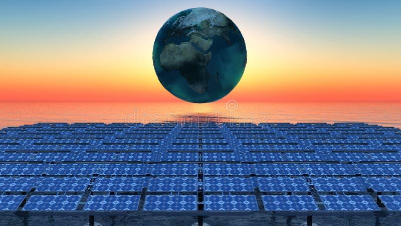 ενέργεια βιώσιμη ελεύθερη απεικόνιση δικαιώματος