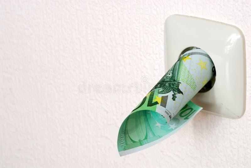 ενέργεια δαπανών έννοιας &upsil στοκ φωτογραφία με δικαίωμα ελεύθερης χρήσης
