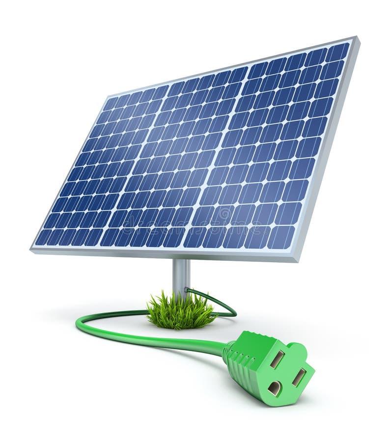 ενέργεια ηλιακή ελεύθερη απεικόνιση δικαιώματος