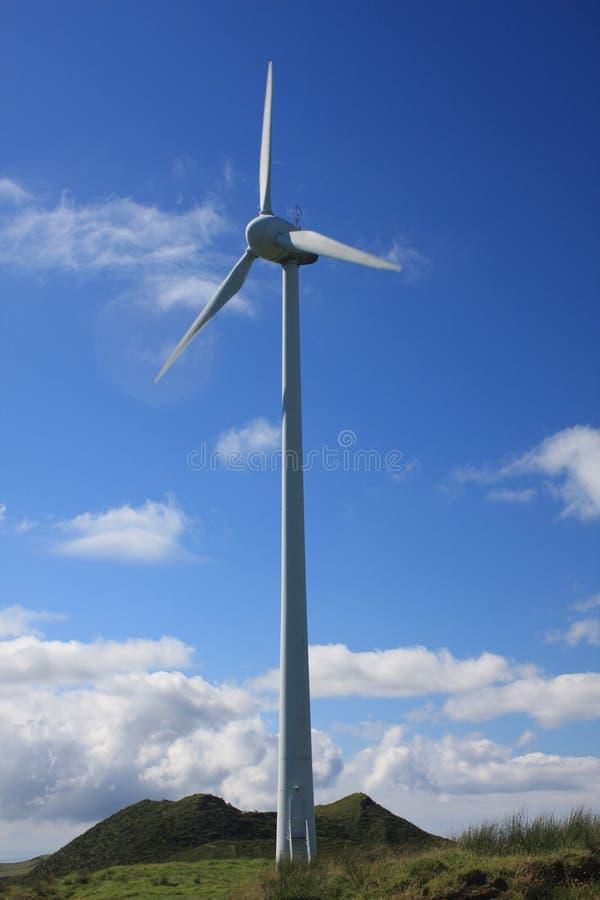 ενέργεια eolic στοκ φωτογραφίες με δικαίωμα ελεύθερης χρήσης