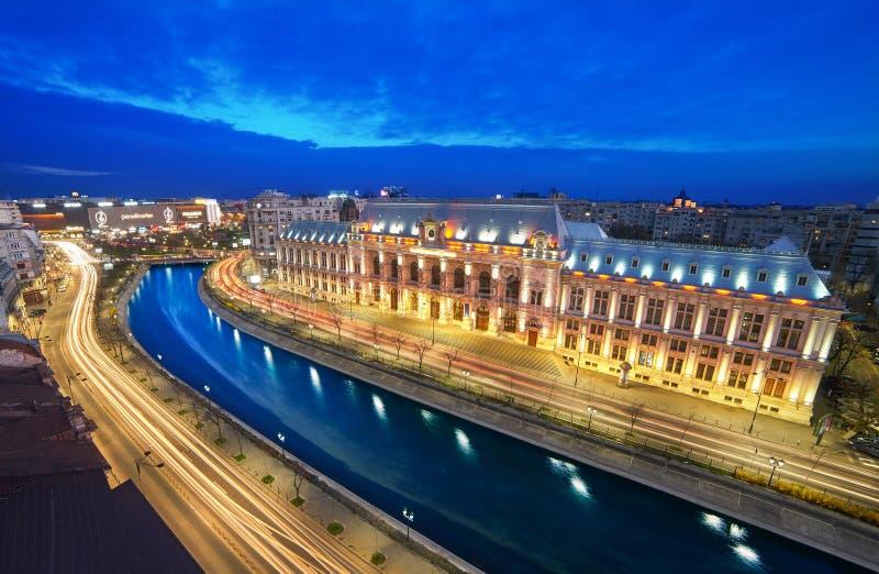 Εναέρια άποψη του παλατιού της δικαιοσύνης στο Βουκουρέστι, Ρουμανία στοκ φωτογραφίες με δικαίωμα ελεύθερης χρήσης