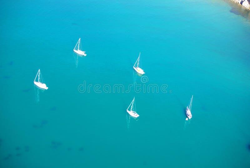 εναέρια sailboats St Vincent φωτογραφίας & στοκ φωτογραφία με δικαίωμα ελεύθερης χρήσης