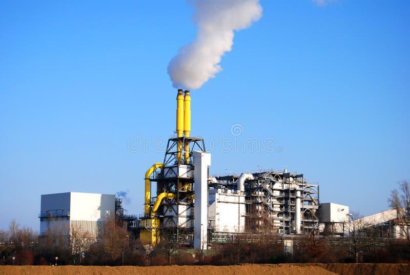 ενεργειακά απόβλητα στοκ φωτογραφία
