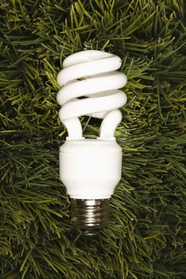 ενεργειακή ελαφριά απο&ta στοκ εικόνα