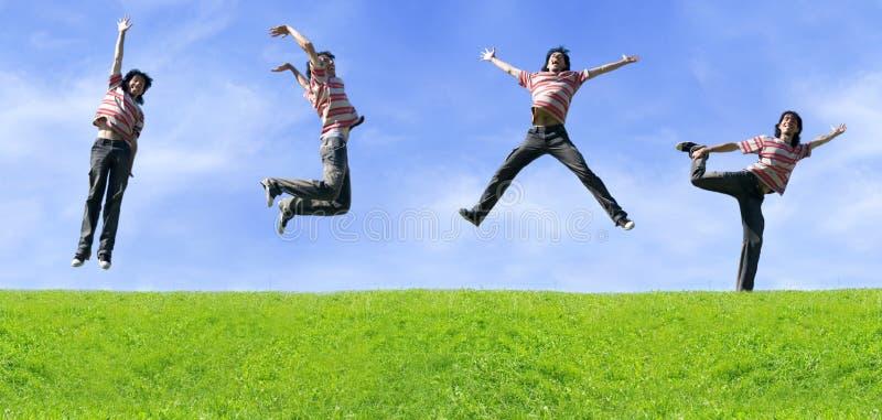 ενεργειακή νεολαία στοκ εικόνα με δικαίωμα ελεύθερης χρήσης