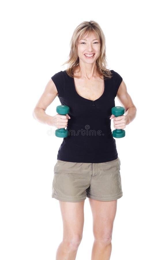 ενεργητική γυναίκα στοκ φωτογραφία με δικαίωμα ελεύθερης χρήσης
