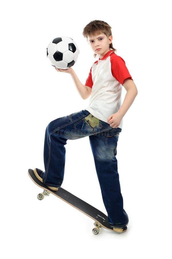 ενεργός έφηβος στοκ εικόνες