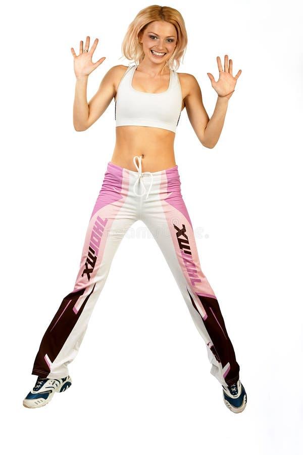 Download ενεργός γυναίκα στοκ εικόνα. εικόνα από ιατρικός, σιτηρέσιο - 396811