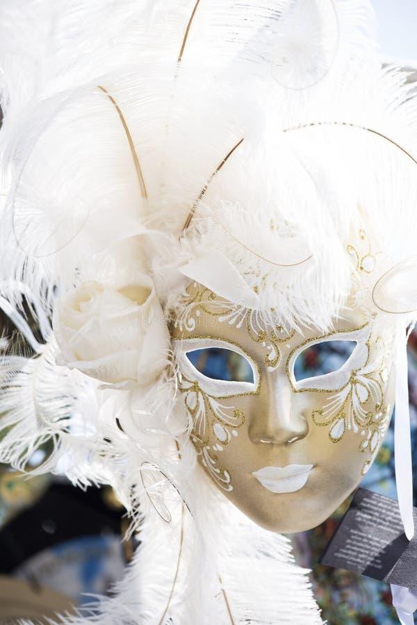 Ενετική μάσκα στοκ εικόνα με δικαίωμα ελεύθερης χρήσης