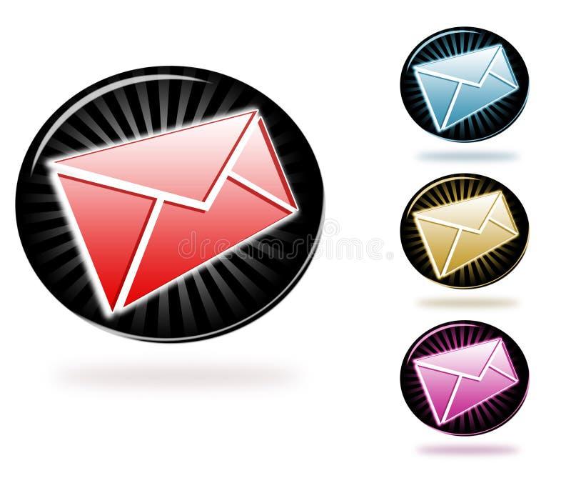 Download ενημερωτικό δελτίο εικ&omic Απεικόνιση αποθεμάτων - εικονογραφία από κουμπιά, επικοινωνία: 13177259
