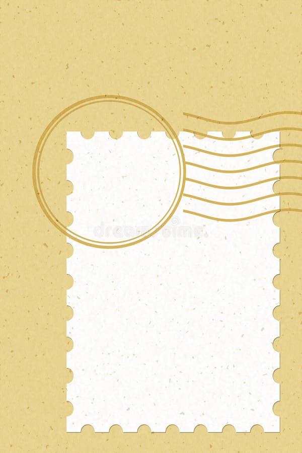 ενιαία κατακόρυφος γραμ& ελεύθερη απεικόνιση δικαιώματος