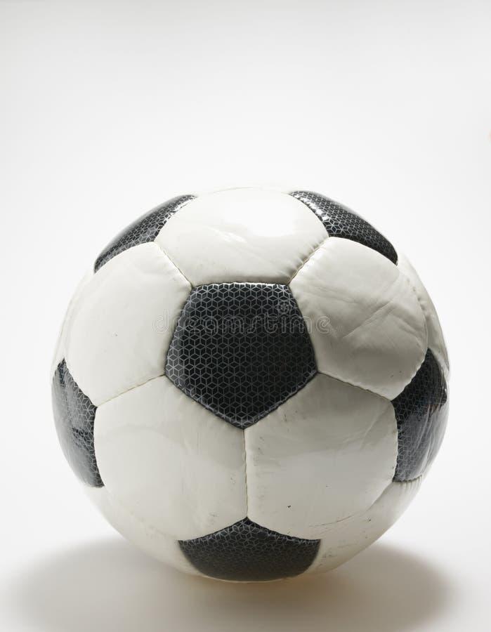 Ενιαία σφαίρα ποδοσφαίρου στοκ φωτογραφίες