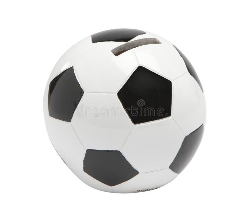 ενιαίο ποδόσφαιρο σφαιρώ& στοκ εικόνα με δικαίωμα ελεύθερης χρήσης