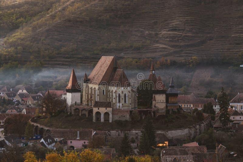 Ενισχυμένη εκκλησία Biertan στοκ φωτογραφία με δικαίωμα ελεύθερης χρήσης